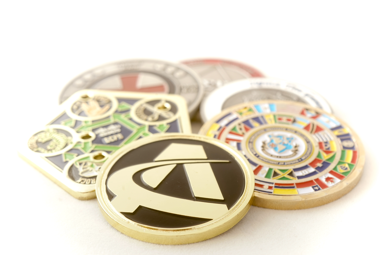 Activity Coins (2)