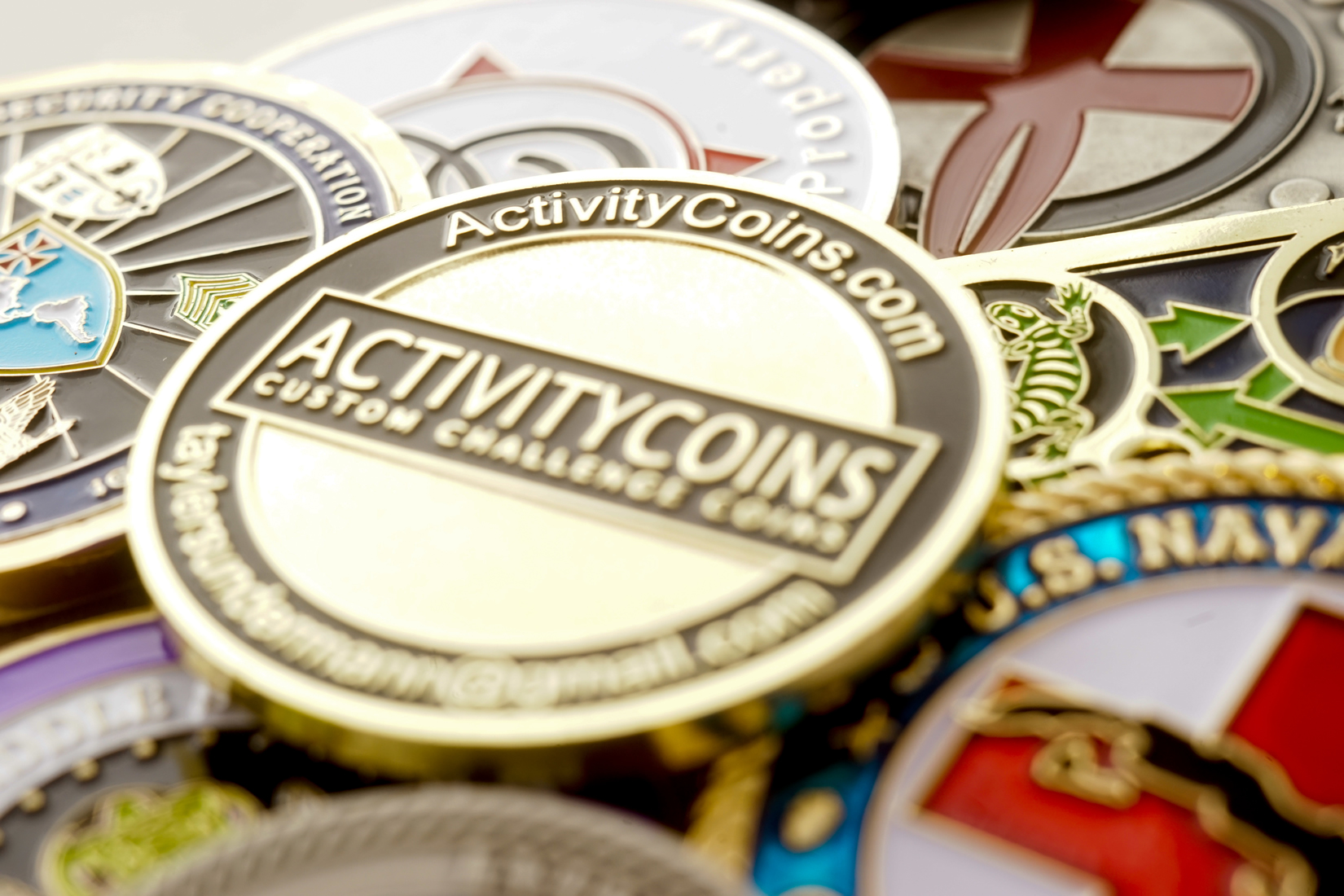 Activity Coins (4)1